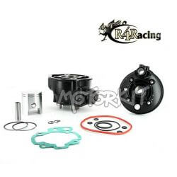 R4R 70cc Cylinder and head kit for AM6 Aprilia RS - Rieju - Yamaha TZR DTR - Peugeot XP