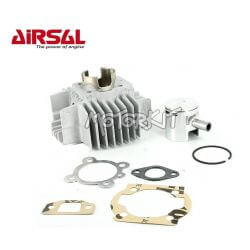 Cylinder Kit Airsal 65 for Puch Maxi 4 poorts