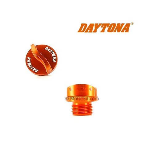 Daytona engine oil filler cap - CNC different colors