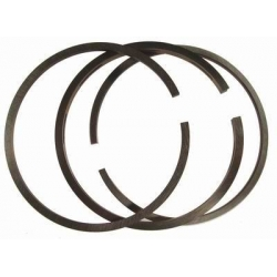 Piston rings Malossi chrome 47 mm for kit MHR-R 70cc