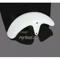 White fenders for Honda Monkey Z50M. Reproduction