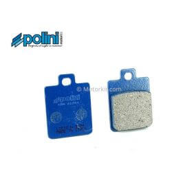 Brake pads Piaggio - Gilera Polini for Race 174.0014