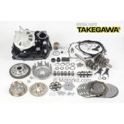 Takegawa dry clutch for Honda MSX125 - type R with 5 TAF gearbox