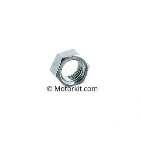 Krank shaft nut M10 x 1.25 for GY6 - Peugeot V-clic - Kymco Agility. ..
