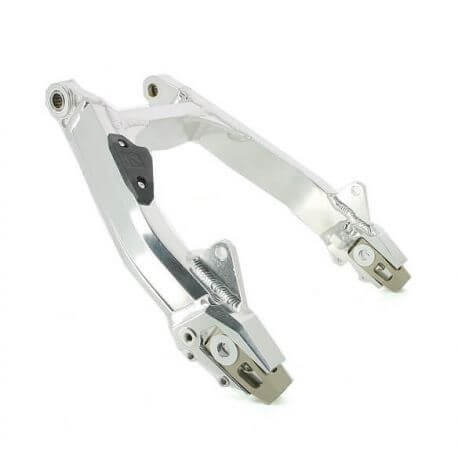 Monkey swingarm + 6cm for very wide wheel - 7 inches