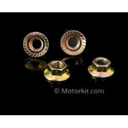 M7 cylinder head nut set for Nitro Aerox Derbi Senda AM6 Wallaroo Peugeot 103