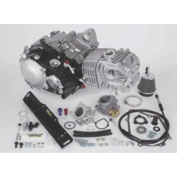 MSX GROM Complete Takegawa engine 181ccc 4 valve 5 speeds and racingwet clutch.