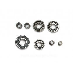 Minarelli AM6 2nd Generation gearbox bearing kit