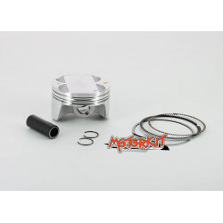 Complet piston kit daytona anima 190 with DLC technology