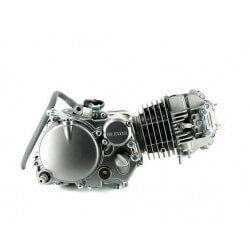 """YX 140 """"Type CRF"""" engine with external oil filter"""
