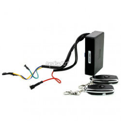 Unrestricted CDI with remote-controlled adjustable limiter Sym 4S Euro4 50cc