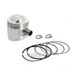 Piston kit Dax Monkey Cub - 47mm 72cc 6V for 50cc cylinder head