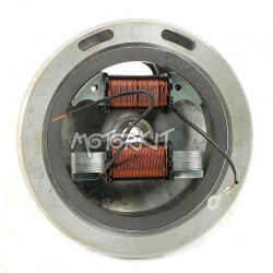 Flywheel and coils Piaggio CIAO - Citta - Bravo for ignition with breaker points