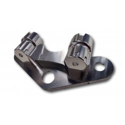 CNC Dax style 6volts clamp handlebar for 26-31mm fork