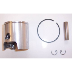 Piston kit Airsal T6 Peugeot Speedfight - Vivacity - Buxy - Trekker - Elyseo 47.6mm