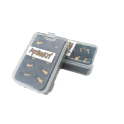 Set de 10 gicleurs Dellorto 6mm pour carburateurs PHVA PHBN PHVH