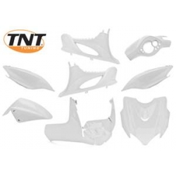 Bodywork kit TNT Jog R / Mach G white