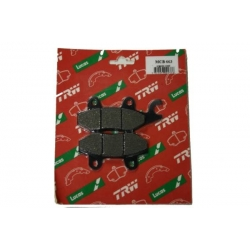 Brake pads Lucas Honda NSR, MBX, Dream, XR 50cc and Kymco Super 9, People, Dink 50 / 125 / 150 cc