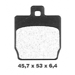 Brake Pads for Aerox Nitro (rear) and Stunt - Slider (front) - Low Cost
