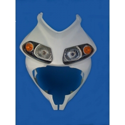 Cover / fairing set for Yamaha TZR 50cc for genuine light fitting
