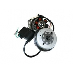 Ignition Derbi DRD / GPR with flu wheel for electric starter