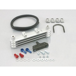 Kitaco 3 layers oil cooler 220x50mm