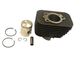 Cylinder kit + Piston DR Piaggio Ciao 43 mm, pen 10 mm