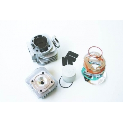 Cylinder kit 47,6mm Athena Booster Racing with head
