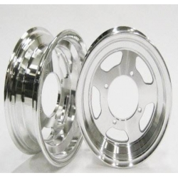 Aluminium 8 x 3.5 inches - 5 holes rim for Honda Monkey Gorilla and Singa Chimp Skymini Skybongo