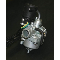 Carburator 17.5 mm with automatic starter