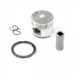 Piston kit Kymco Agility, Peugeot V-Click, Beeline, Baotian - standard, 39mm, for GY6 / 139QMB
