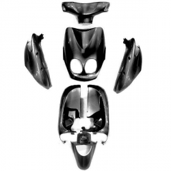 Fairing kit black for Ovetto/Neo's after 2007