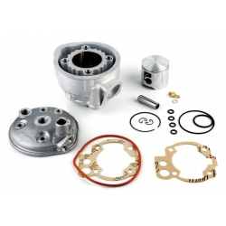 Cylinder - Head 50cc CPI SMX - SX - SM - Supercross with gear box by Airsal