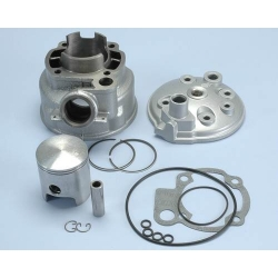 Polini cylinder kit Aprilia RS - Yamaha TZR - DTR - Mbk X-Limit - X-Power - Rieju - AM6, iron cast 50mm