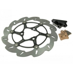 Brake disc Floating Oversize 280 mm by Stage 6 R/T for Aerox / Nitro