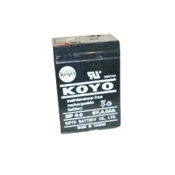Maintenance Free 6 Volt Battery for Honda Dax ST CT (OT) Chaly