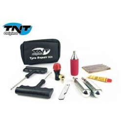 Repair kit for tubeless tires TNT